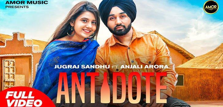 Antidote Lyrics by Jugraj Sandhu