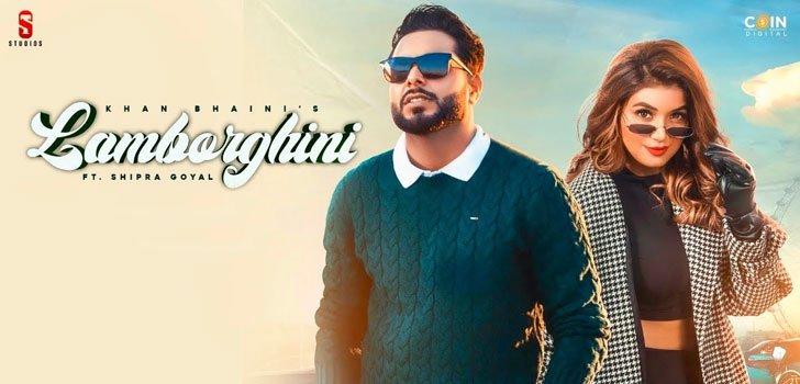 Lamborghini Lyrics by Khan Bhaini