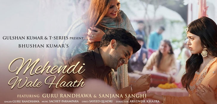 Mehendi Wale Haath Lyrics by Guru Randhawa