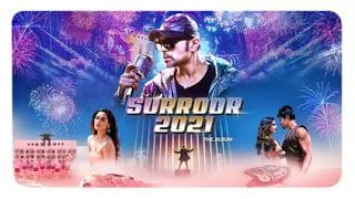 Surroor 2021 Title Song Lyrics Himesh
